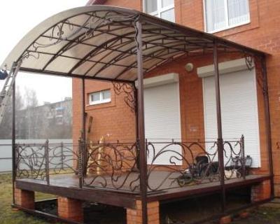 Iron design acoperiri terase fier forjat for Modele case cu terase acoperite